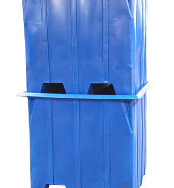 9014 Plastic Forkliftable Containers
