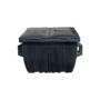 Plastic front load dumpster for waste management