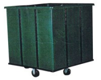 Flat-Sided Bulk Carts