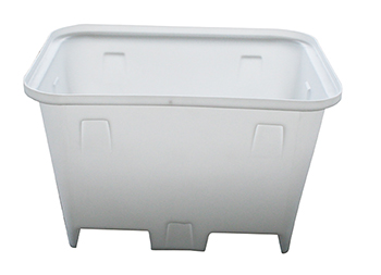 9008 Plastic Forkliftable Containers