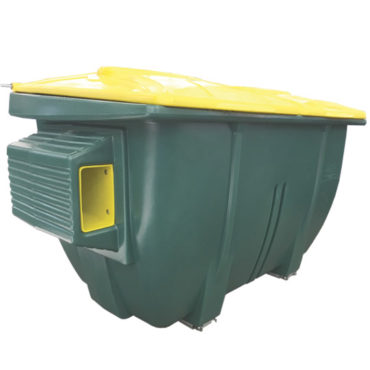 2 Yard Recycling Container