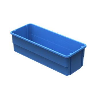 1103 Plastic Bulk Carts