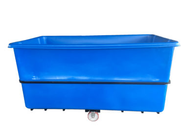 1108 Plastic Bulk Carts