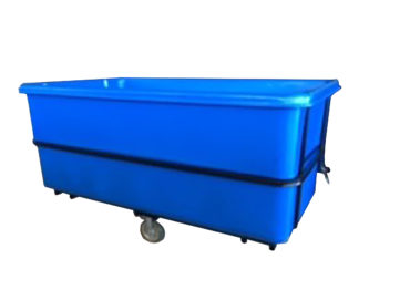 1109 Plastic Bulk Carts