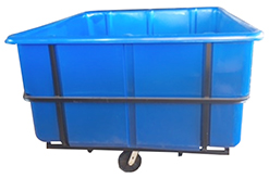 1110 Plastic Bulk Carts