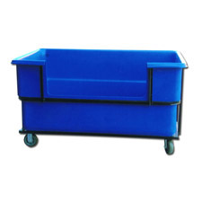 1121 Plastic Easy Access Carts