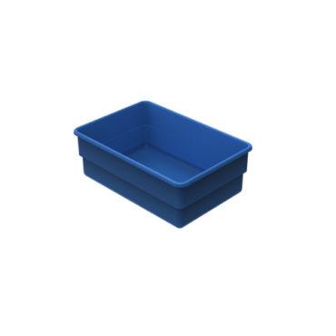 1128 Plastic Bulk Carts