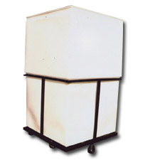 1130 Plastic Bulk Carts