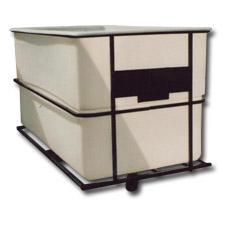1132 Plastic Bulk Carts