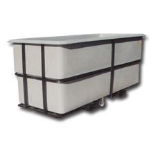 1135 Plastic Bulk Carts