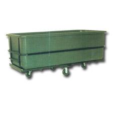 1137 (MT874) Plastic Bulk Carts
