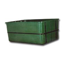 1138 (MT893) Plastic Bulk Carts