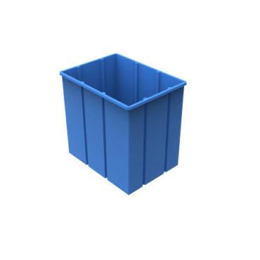 1142(MTK94) Plastic Bulk Carts