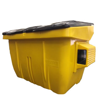 4 Yard Recycling Container