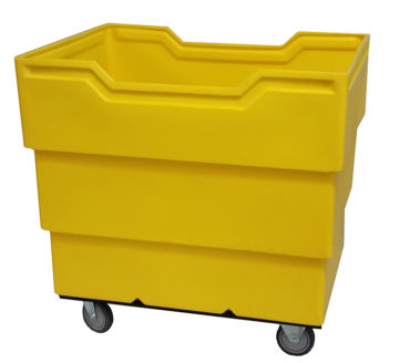 7014RC Plastic Economical Utility Carts