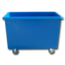7021 Plastic Economical Utility Carts