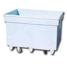 9011 Plastic Forkliftable Containers