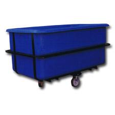 1100 Plastic Bulk Carts