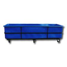 1114 Plastic Bulk Carts