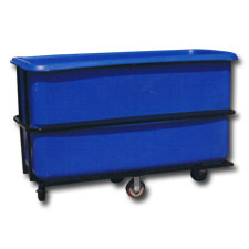 1116 Plastic Bulk Carts
