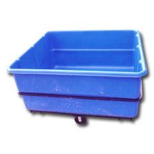 1118 Plastic Bulk Carts