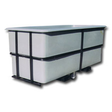 1134 Plastic Bulk Carts