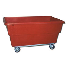 7005 Plastic Economical Utility Carts