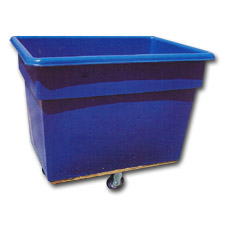 7010 Plastic Economical Utility Carts