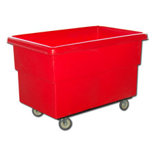 7016 Plastic Economical Utility Carts