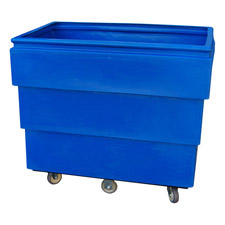 7016R Plastic Economical Utility Carts