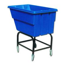 6032E Plastic Elevated Carts