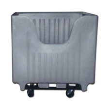 9000 Plastic Forkliftable Containers