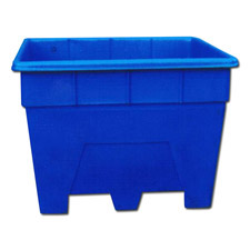 9003 Plastic Forkliftable Containers