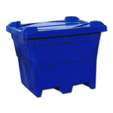 9004 Plastic Forkliftable Containers