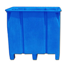 9012 Plastic Forkliftable Containers