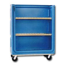 7002 Plastic Linen Exchange Carts