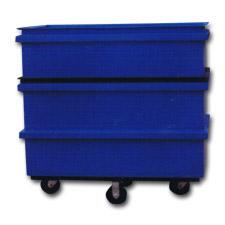 8004 Plastic Narrow Transport Carts