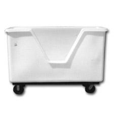 8008 Plastic Narrow Transport Carts