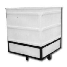 8012 Plastic Narrow Transport Carts