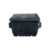 Plastic front load dumpster for waste management