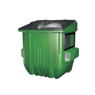 6 Yard Trash Dumpster