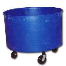 4005 Plastic Round Containers
