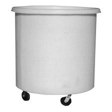 4009 Plastic Round Containers