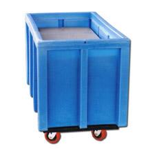 8020 Plastic Narrow Transport Carts