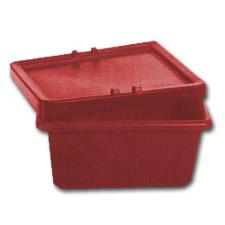 6002 Plastic Tote Boxes