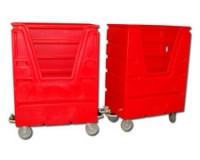 Linen & Laundry Transport Carts