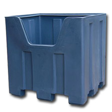 9015 Plastic Forkliftable Containers