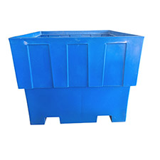 9022 Plastic Forkliftable Containers