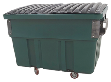 3 Yard Recycling Container